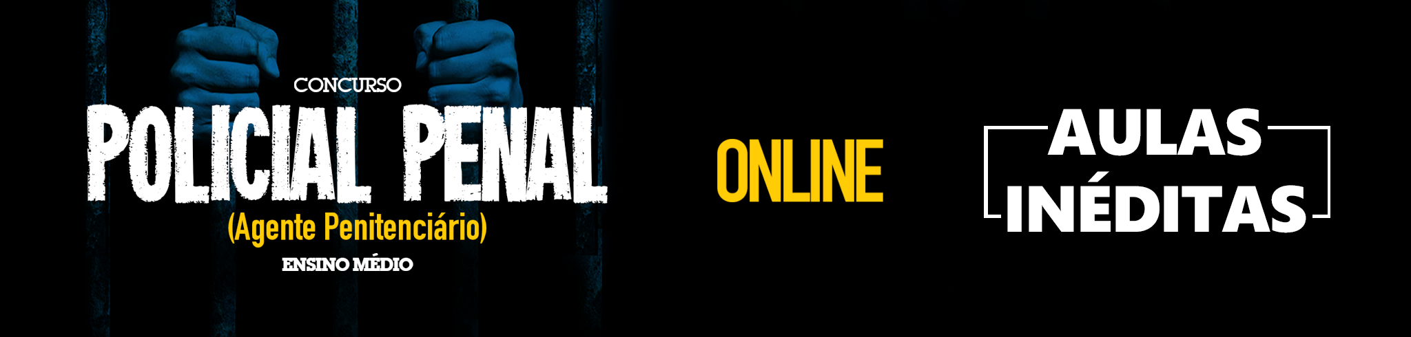 Policial Penal - Online